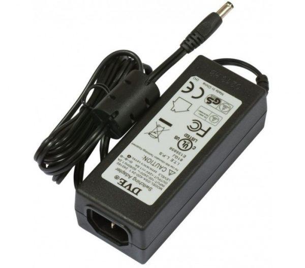 MikroTik High power 24V 1.6A Power Supply + power plug