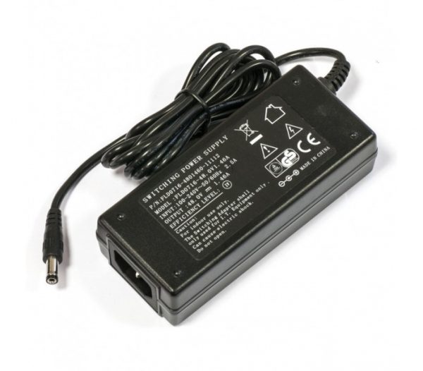 MikroTik Full power 48V 0.7A Power supply + power plug