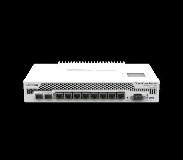 MikroTik Cloud Core Router 1009-7G-1C-PC