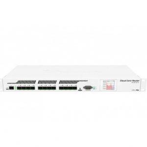 MikroTik Cloud Core Router 1016-12S-1S+